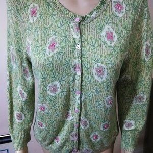 Sigrid Olsen lightweight sweater